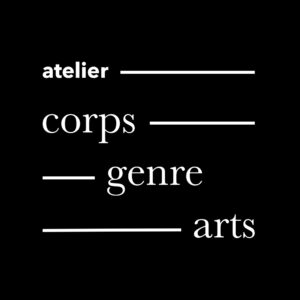 Logo - Atelier Corps, genre arts